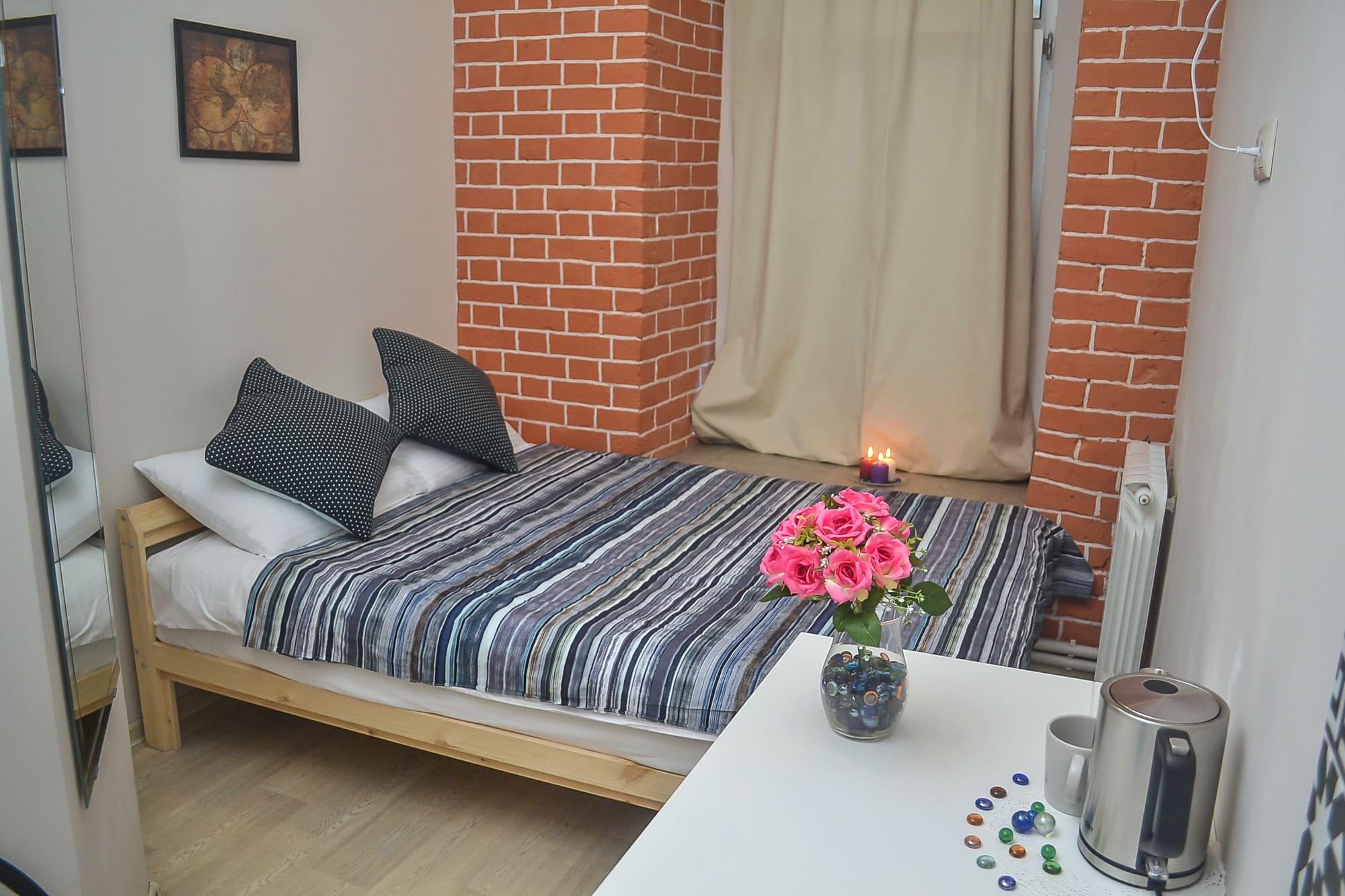 Фотография номера «Мини студия» в апарт-отеле VNorke.ru
